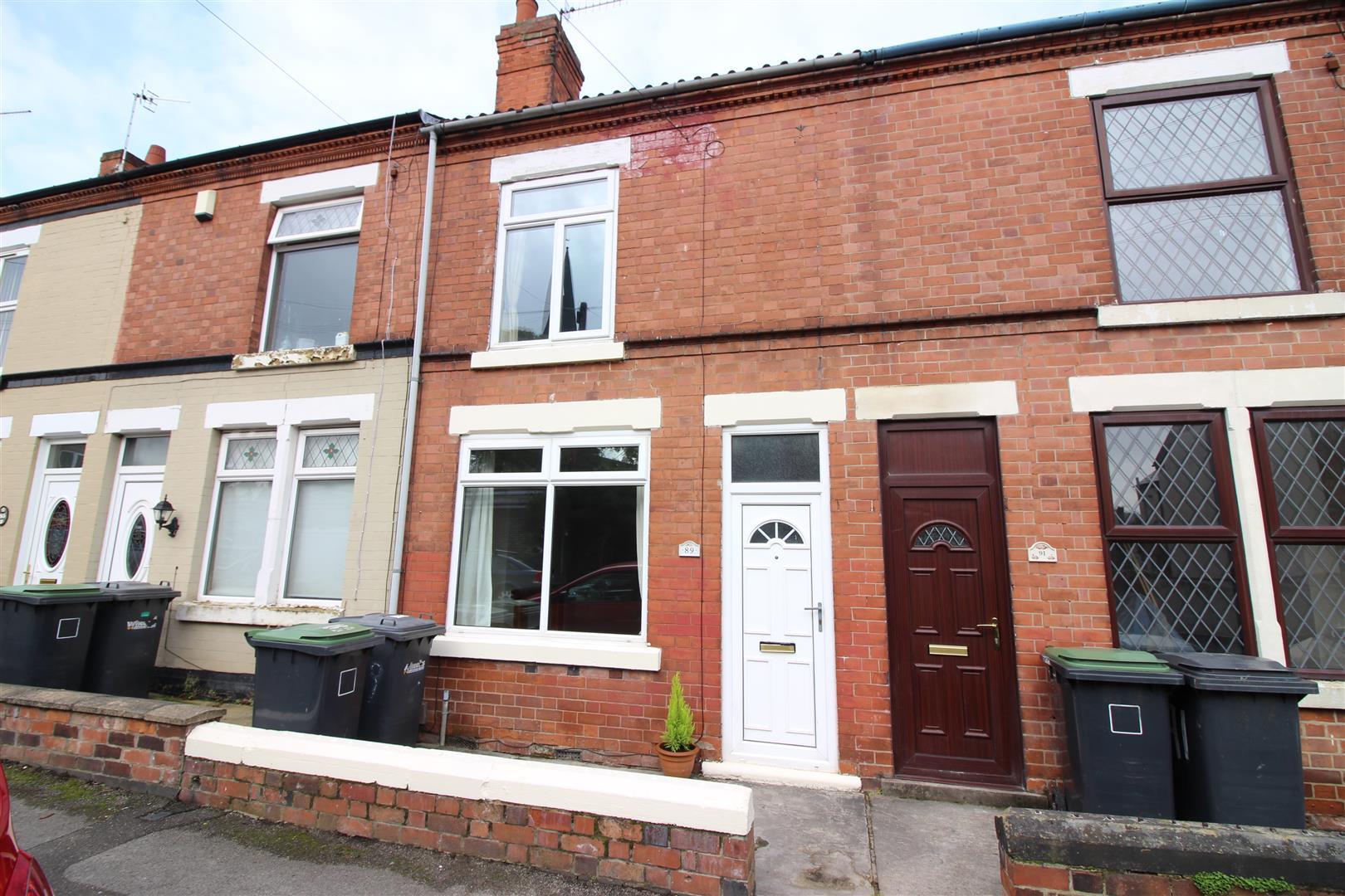 2 Bedrooms Terraced House for sale in Frederick Road, Stapleford
